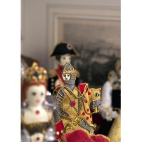 Medieval Knight Christmas Tree Decoration