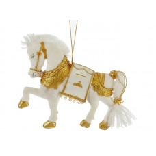 Royal Horse Handmade Christmas Decoration