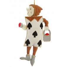 The Playing Card Christmas Decoration