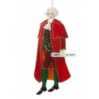 Patrick Henry Christmas Ornament