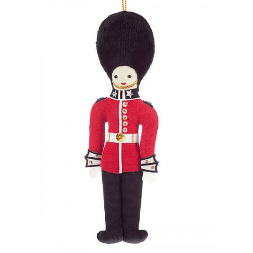 Guardsman London Christmas Decoration
