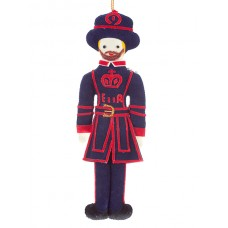 Yeoman Christmas Ornament