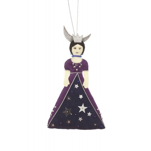 Mozart's Queen of the Night Ornament