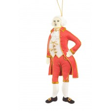 President John Adams Ornament
