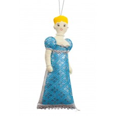 Jane Austen's Emma Christmas Tree Decoration