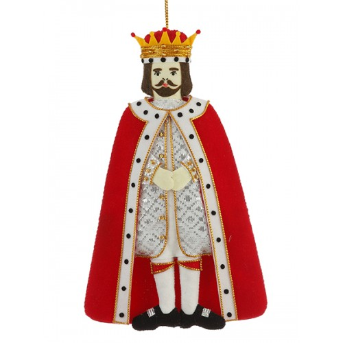 King Christmas Tree Decoration