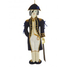 Lord Nelson Christmas Decoration