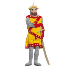 Robert the Bruce Christmas Tree Ornament