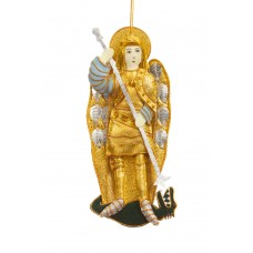 St Michael Archangel Christmas Tree Decoration