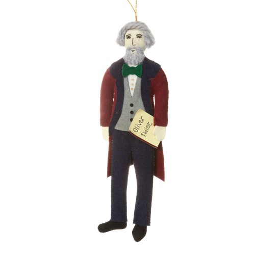 Charles Dickens Christmas Decoration