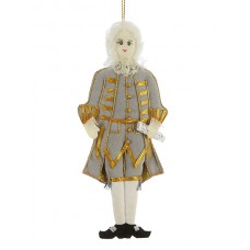 Handel Handmade Music Christmas Ornament
