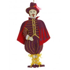 Malvolio Handmade Christmas Decoration