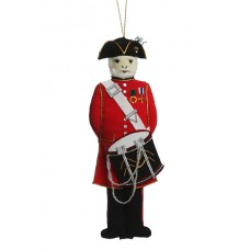 Chelsea Pensioner Christmas Tree Decoration