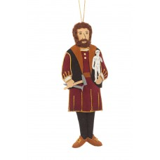 Michelangelo Christmas Tree Decoration