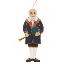 Galileo Galilei Christmas Tree Decoration