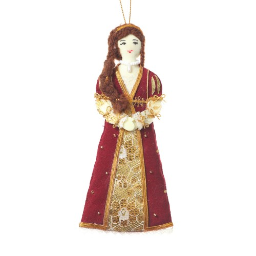 Juliet Christmas Tree Decoration