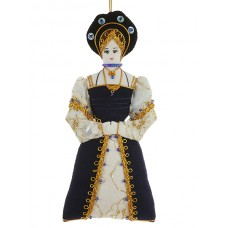 Jane Seymour Christmas Ornament