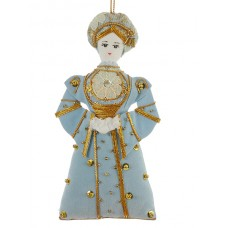 Anne of Cleves Christmas Ornament