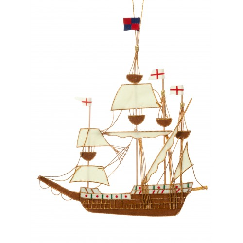 Mary Rose Christmas Tree Decoration