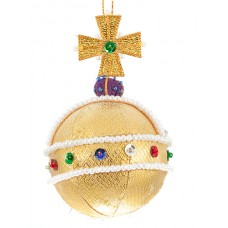 Royal Orb Christmas Tree Decoration