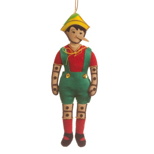 Pinocchio Christmas Tree Decoration