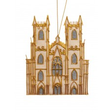 York Minster Christmas Tree Ornament