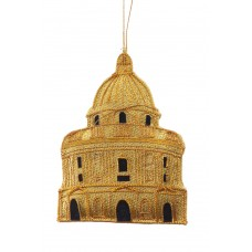 Radcliffe Camera Christmas Tree Decoration