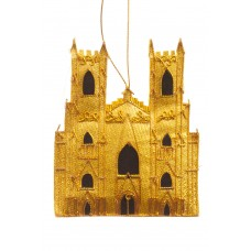 York Minster Christmas Tree Decoration