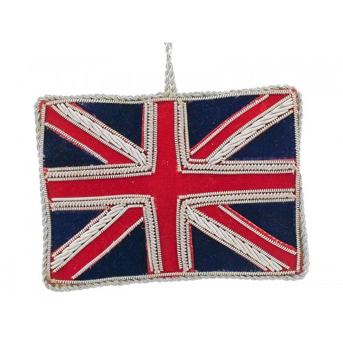 Union Jack Flag with England