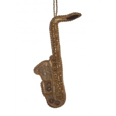 Saxophone  Christmas Decoration