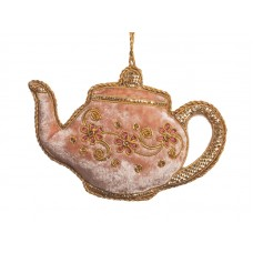 Teapot Christmas Tree Decoration