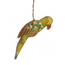 Parrot Handmade Christmas Decoration