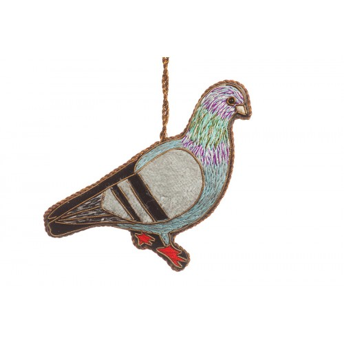 Pigeon Tree Ornament
