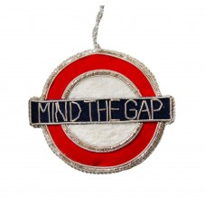 Velvet Underground Mind The Gap Ornament