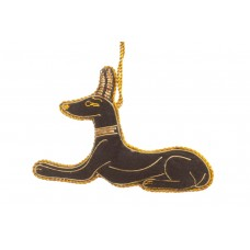 Egyptian Anubis Christmas Tree Decoaration