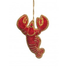 Lobster Christmas Tree Ornament