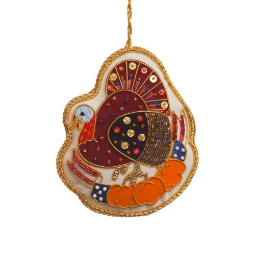 Thanksgiving Turkey Ornament