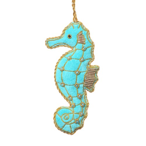 Seahorse Christmas Tree Decoration