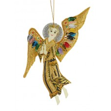 St. Bride Angel with Two Wings Christmas Decoration