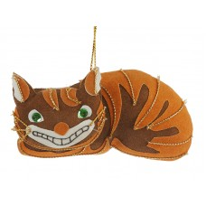 Cheshire Cat Christmas Decoration