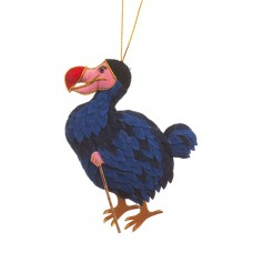 Dodo Christmas Tree Decoration