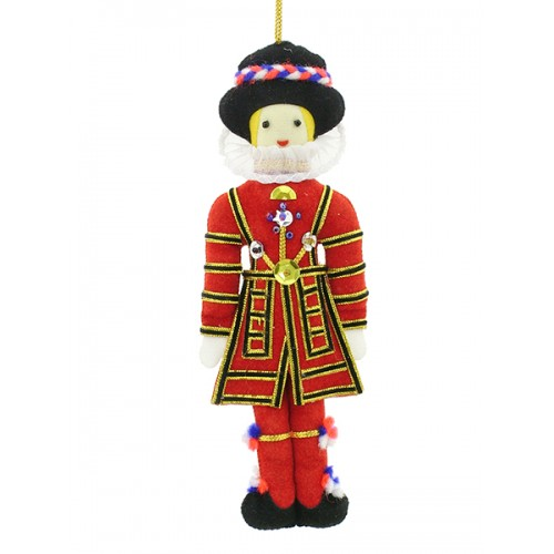 Beefeater Christmas Ornament