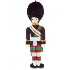 Scotsguard Christmas Ornament