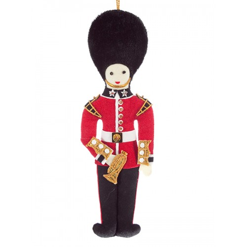 Bandsman with Bugle Christmas Ornament