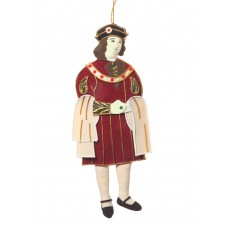 Richard III Christmas Decoration