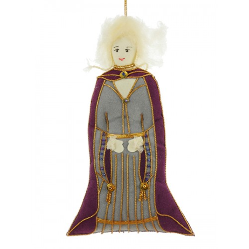 Guinevere Christmas Ornament