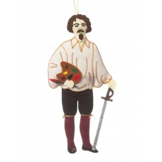 Caravaggio Christmas Tree Decoration