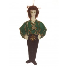 Irish Dancer Christmas Decoration