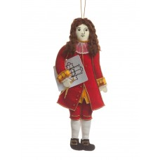 Sir Christopher Wren Christmas Tree Decoration