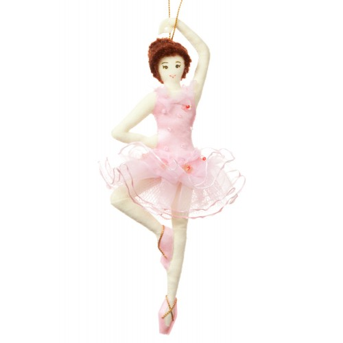 Sugar Plum Fairy Christmas Tree Decoration